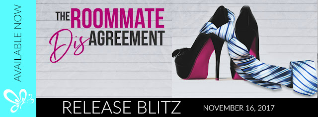 Release Blitz:  The Rommate Disagreement – Leddy Harper