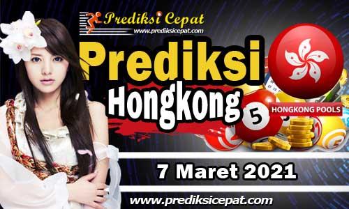 Prediksi Syair HK 7 Maret 2021