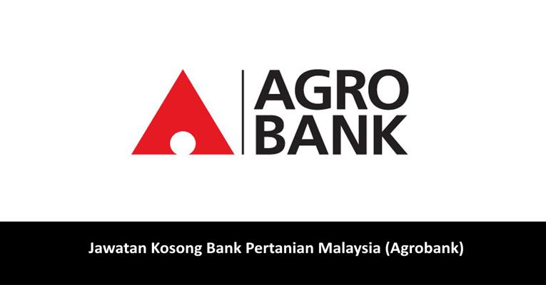 Jawatan Kosong Di Bank Pertanian Malaysia Berhad Agrobank Jobcari Com Jawatan Kosong Terkini