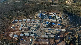 The Jewish settlers agreed to leave a new outpost in the occupied West Bank, officials said