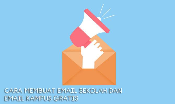 Cara Membuat Email Sekolah sch.id Secara Gratis