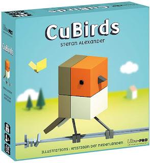 Cubirds board game