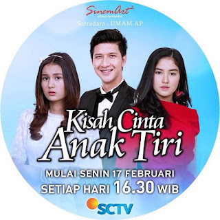 Kisah Cinta Anak Tiri Jumat 27 Maret 2020 - Episode 43.