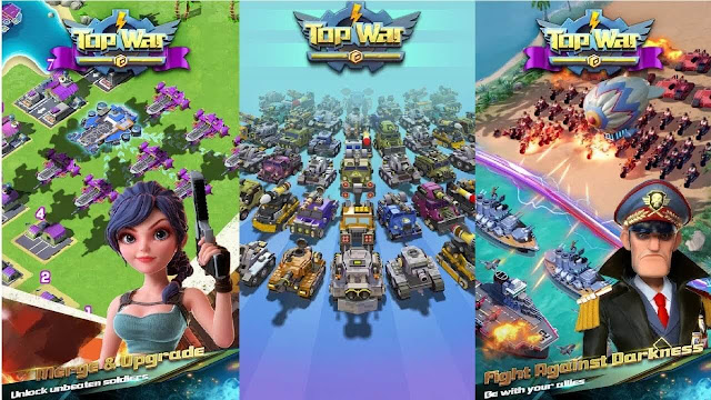 Download Top War Battle Game Mod Apk for Android | androidepic.com
