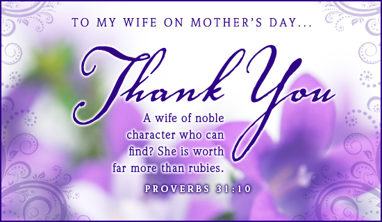 Happy mother day 2016 greeting wishes messages from husband to wife