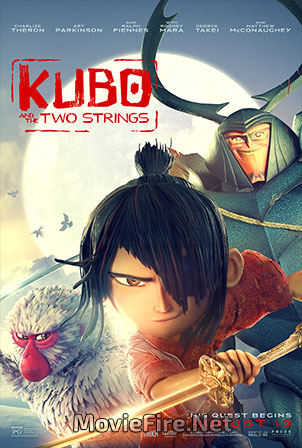 Kubo and the Two Strings (2016) 1080p