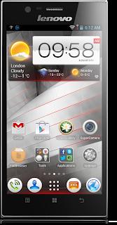 Spesifikasi dan Harga Lenovo K900 Terbaru 2014