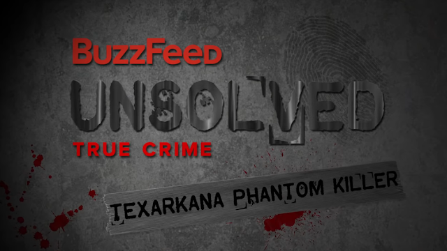 """Recent BuzzFeed """"Unsolved"""" true crime investigation of """"The Horrifying Texarkana Phantom Killer"""" draws millions of viewers"""