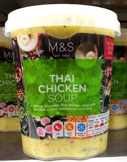 M&S Thai Chicken Soup