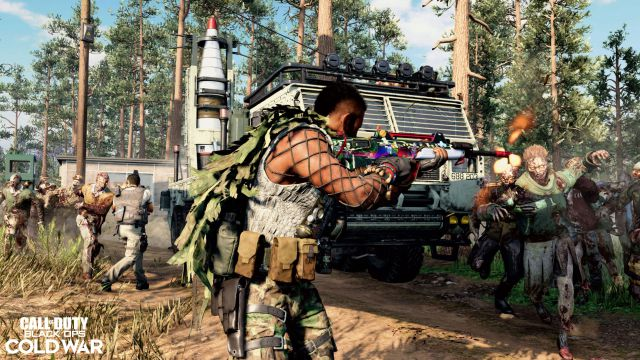 Call of Duty: Black Ops Cold War   Competitive map, Outbreak and more