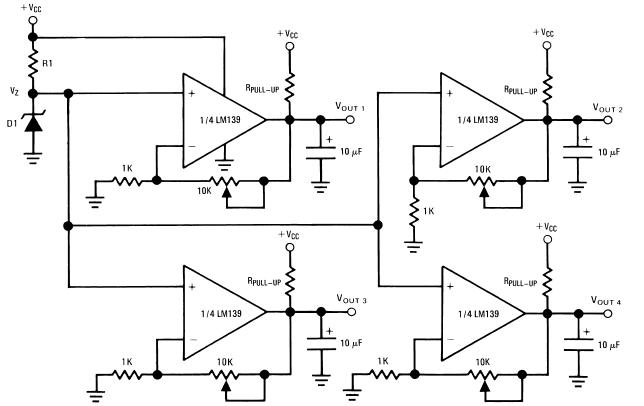 LM139-Comparators