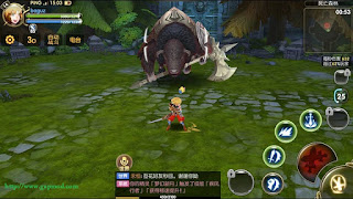 Download Dragonnest Mobile v0.112.1 Beta Apk Android