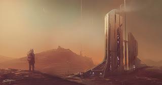 Mars Planet