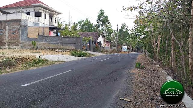 Tanah dekat Bandara Baru Jogja