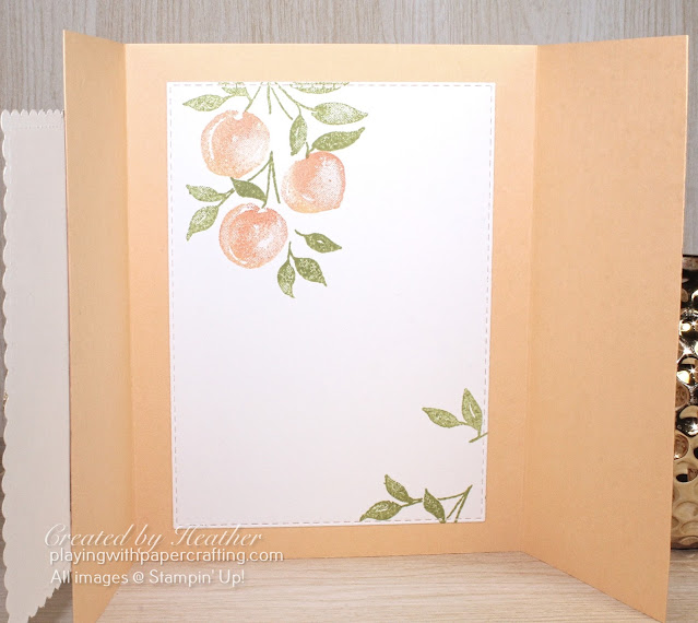 sweet as a peach gate fold for july's newsletter 3