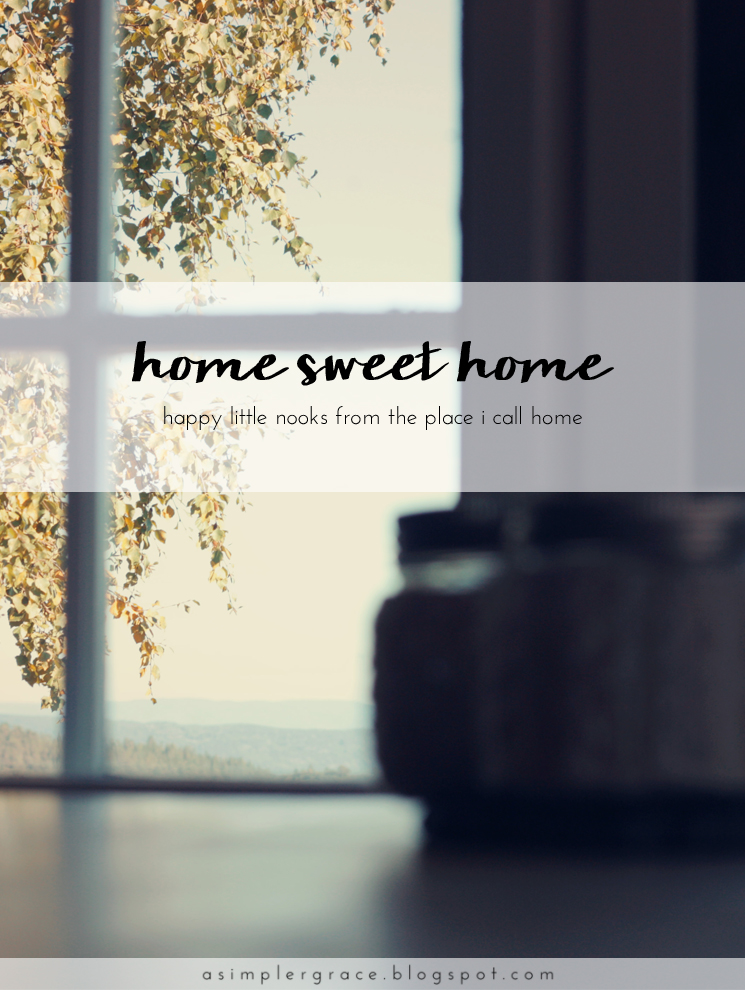 Happy little nooks from the place I call home - Home Sweet Home | Blog-tember Day 8 #blogtemberchallenge