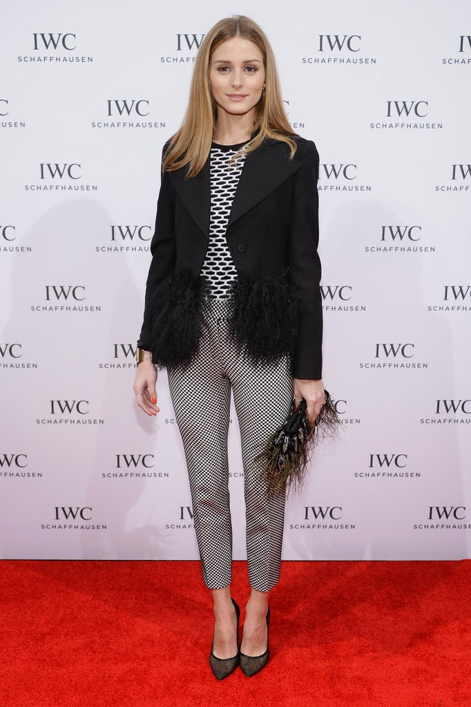 "Olivia Palermo at the ""For the Love of Cinema"" dinner in New York City."