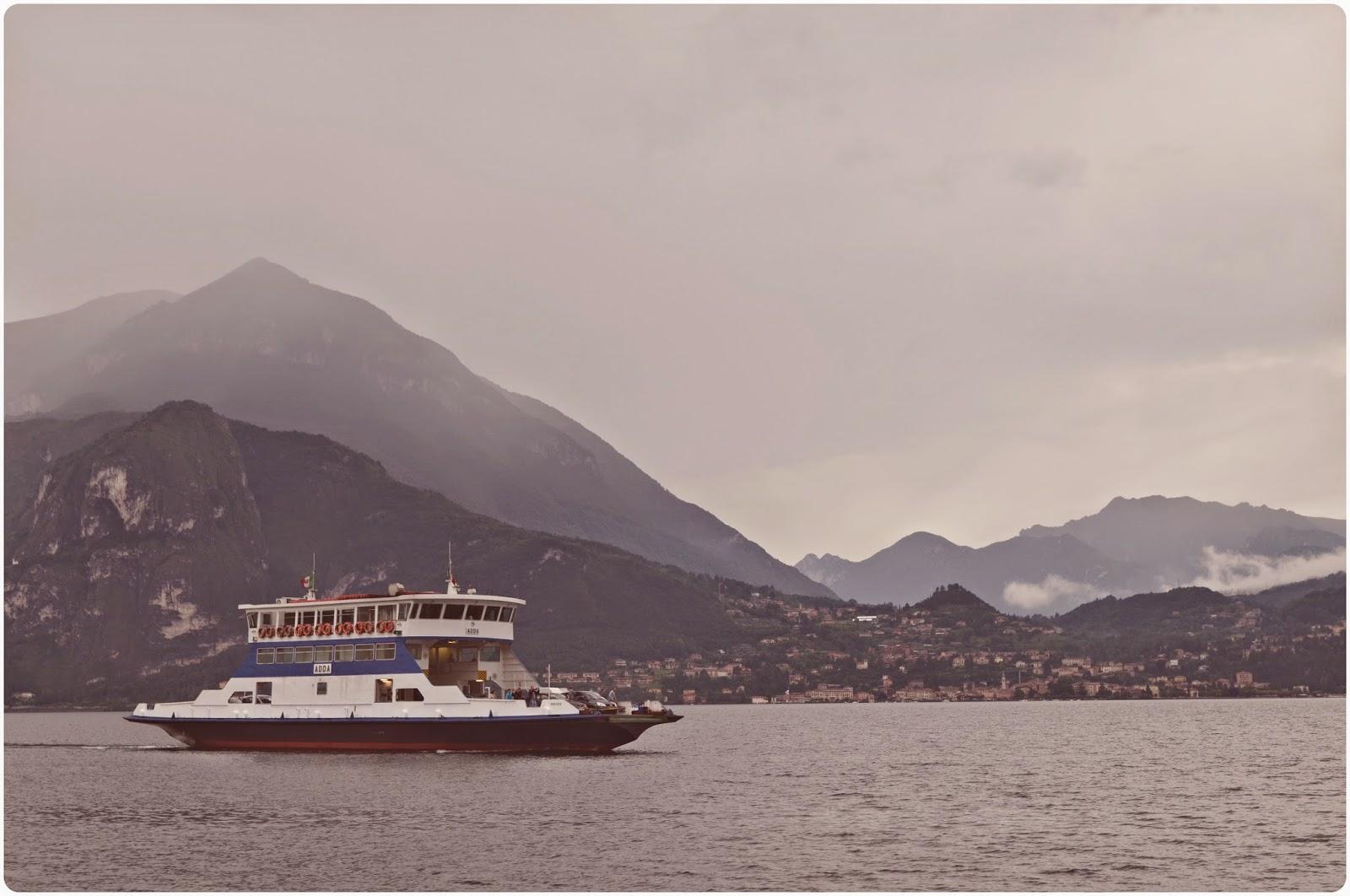 Lago di Como Italy landscape