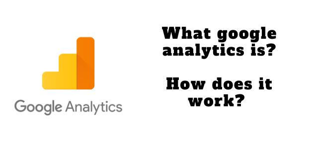 What google analytics is