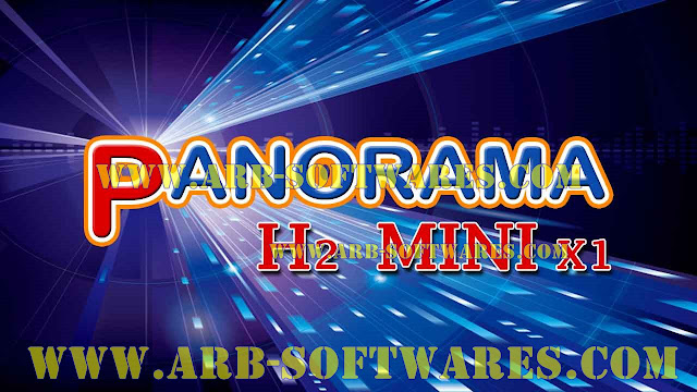 PANORAMA H2 MINI X1 1506TV 512 4M SCB1 V10.05.14 NASHARE PRO-DQCAM NEW SOFTWARE 15-6-2020