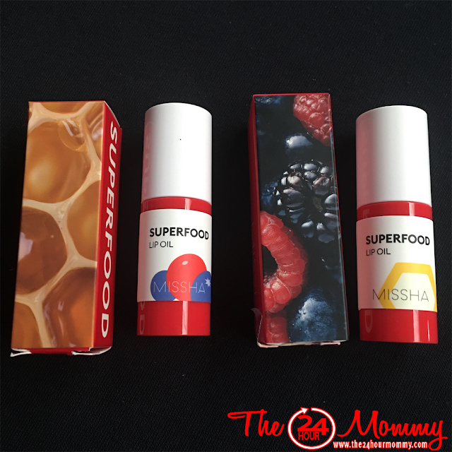 MISSHA Superfood Lip Oil review