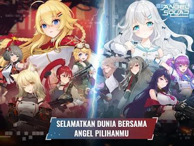 Angel Squad (MOD, Dumb Enemy/Defense Multiplier) APK Download
