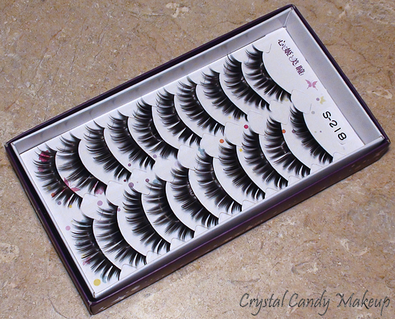 Faux-cils S218 d'After (KKCenterHK)