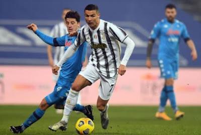 رسميا.. إعادة مباراة يوفنتوس ونابولي يوم 17 مارس