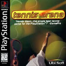 Tennis Arena - PS1 - ISOs Download
