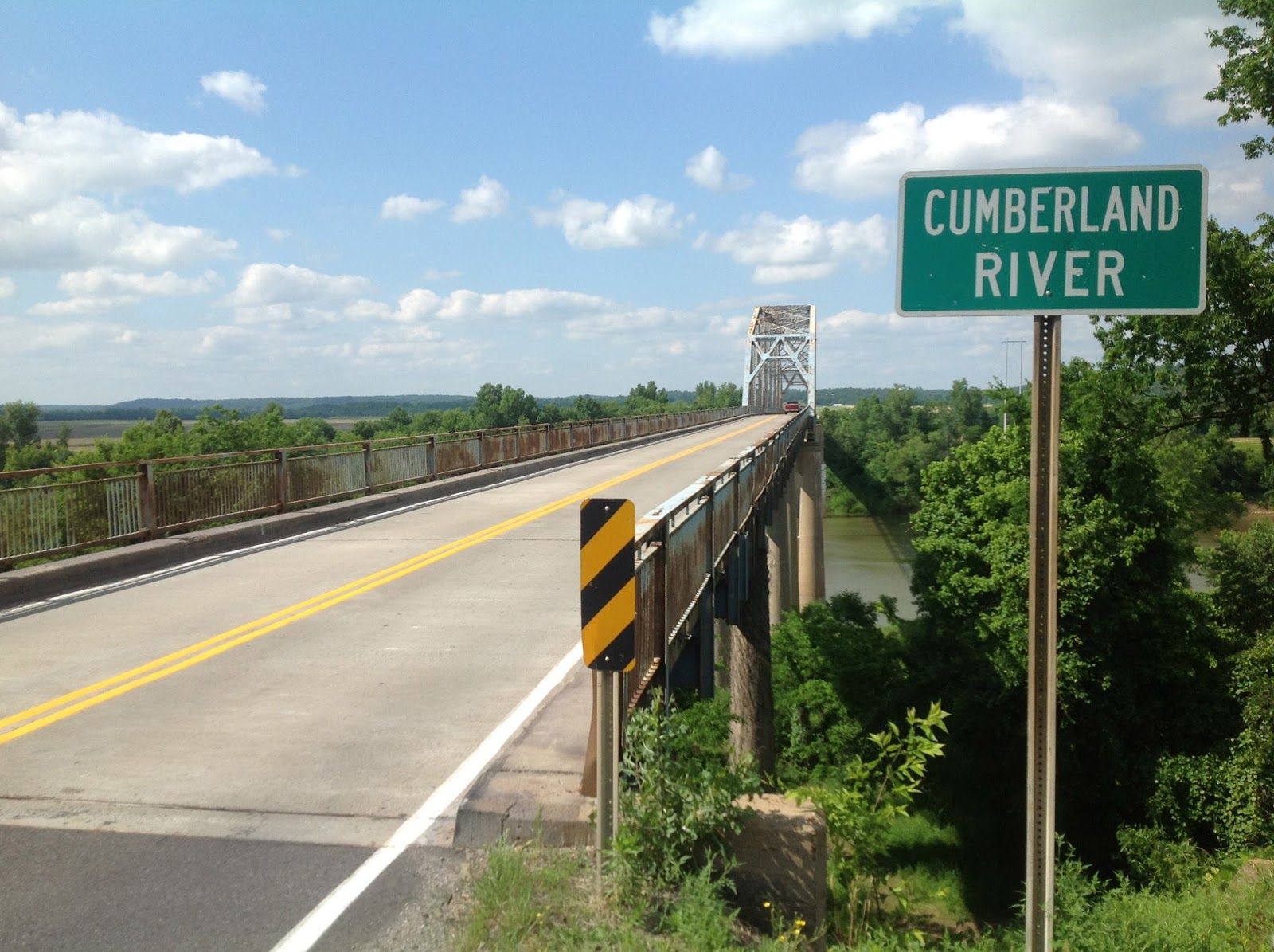 The Press Online: Weight limits reduced for Smithland bridge