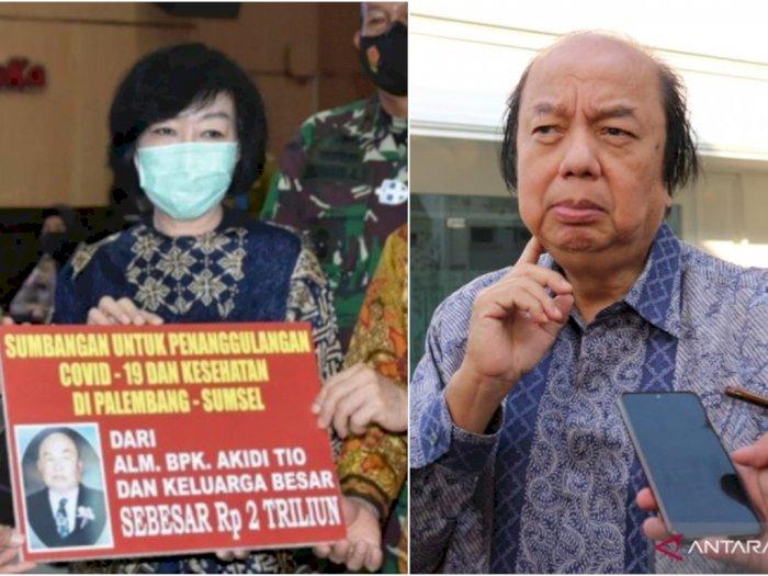 Sebelum Prank Rp2 T Akidi Tio, Dulu Ada Konglomerat Dato Sri Tahir 'Bohong' Mau Bantu Korban Bencana Gempa