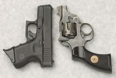 Armas en domicilio de los Ciudadanos