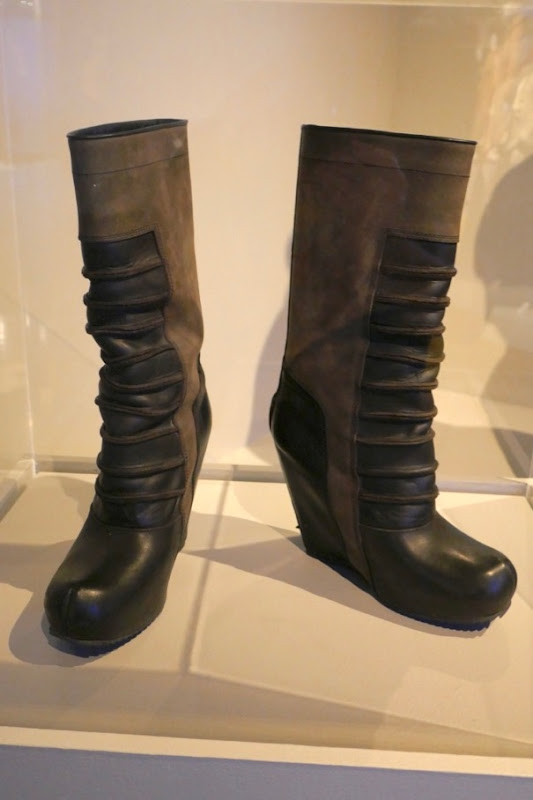 Electric Dreams Kill All Others costume boots