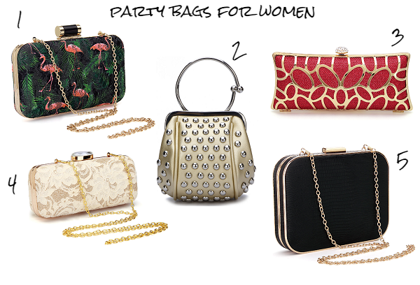 party bags for women