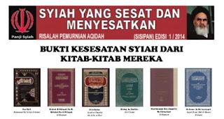 Download PDF Bukti Kesesatan Syiah Dari Kitab-kitab Mereka