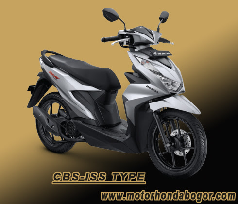 Motor Honda Beat Bogor