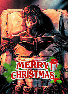 Batman at Christmas