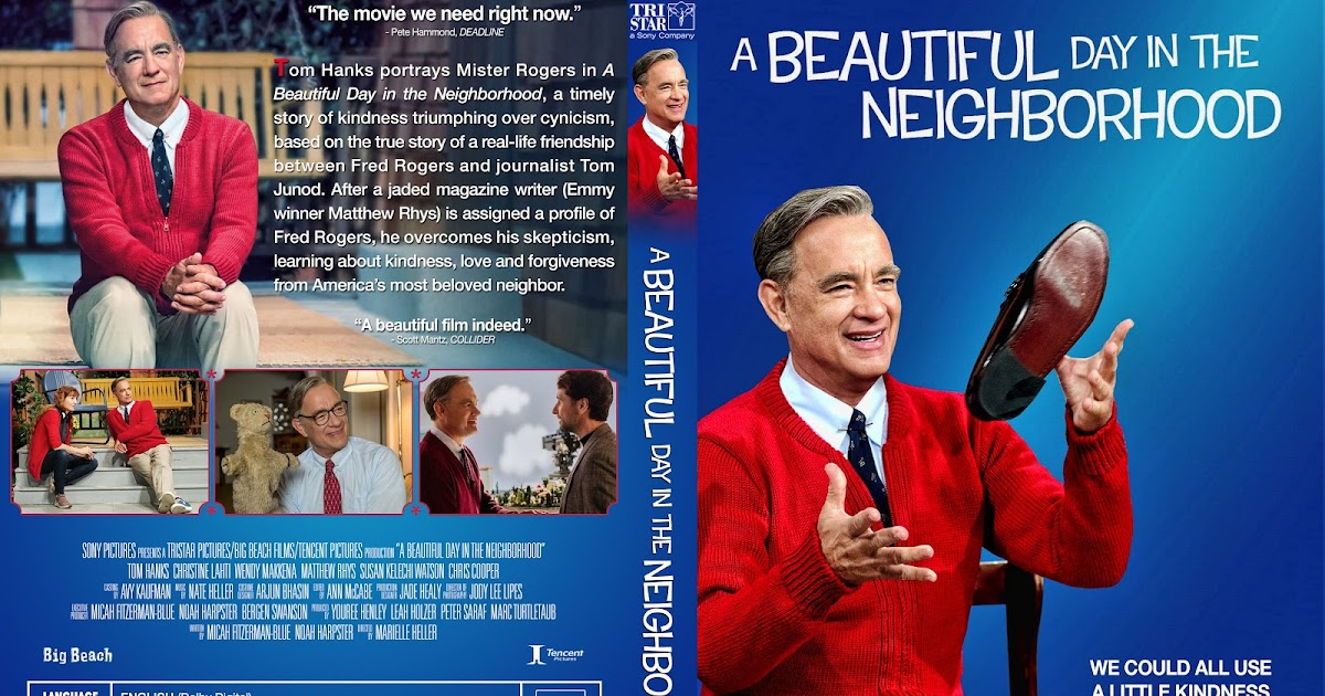 A Beautiful Day In The Neighborhood Dvd Cover Cover Addict Free Dvd Bluray Covers And Movie Posters