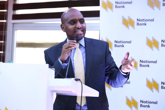 Paul Russo, MD National Bank of Kenya (NBK)