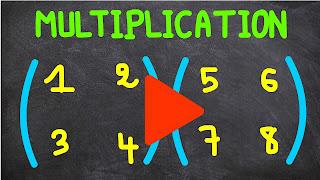 multiplication des deux matrices