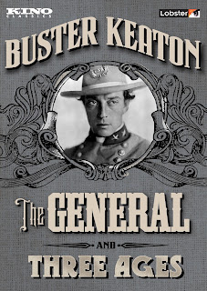 "Blu-Ray Review | ""The General""/""Three Ages"""