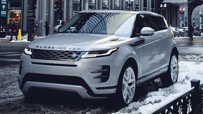 Carshighlight.com - 2021 Range Rover Evoque Review