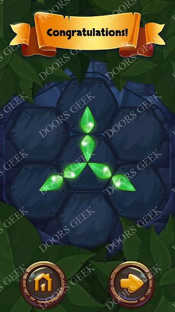 Gems & Magic [Emerald] Level 2 Solution, Walkthrough, Cheats