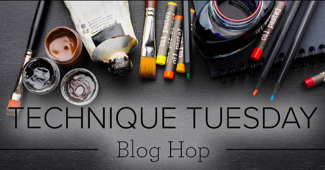 Technique Tuesday: Colouring