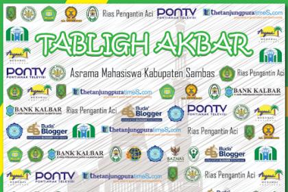 Agenda Kegiatan Tabligh Akbar Asrama Kabupaten Sambas 2018