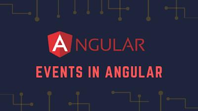Events In Angular - Yogeshkumar Hadiya