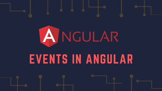 Events In Angular