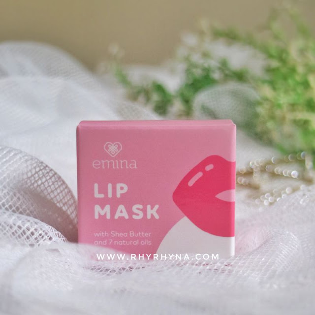 Kemasan Emina Lip Mask