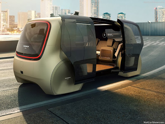 The Volkswagen Self Driven Cars of the Future (Sedric)