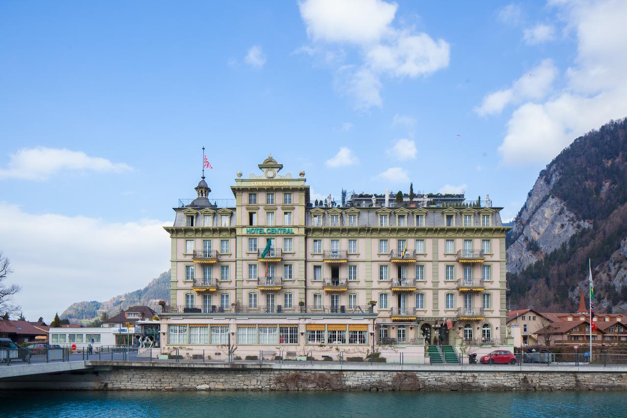 Hotel Central Continental - Interlaken